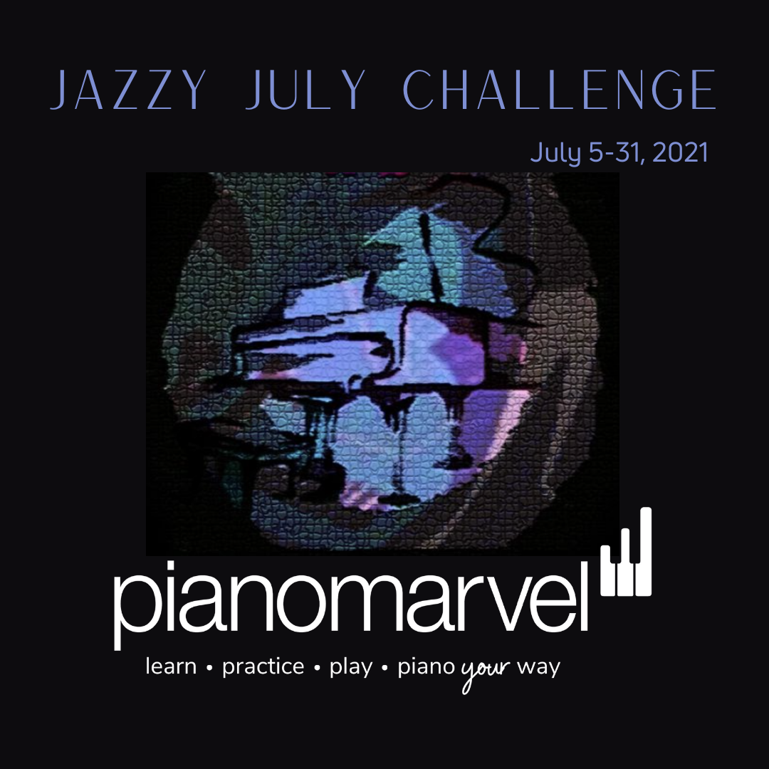 Jazzy July Challenge