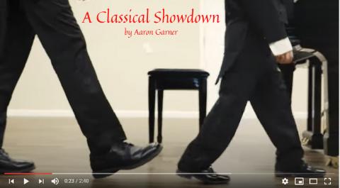 A Classical Showdown YouTube Screen Capture