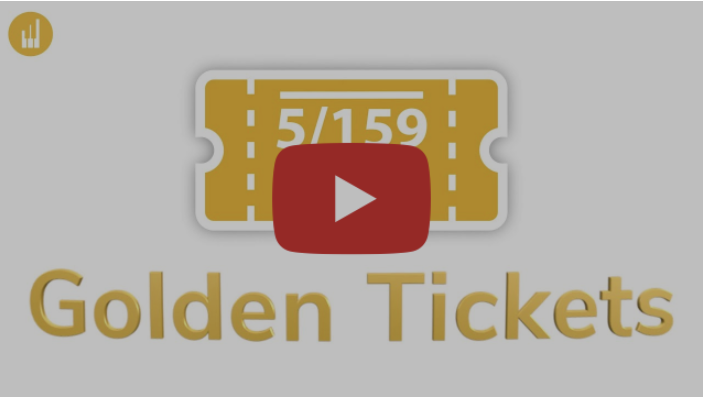 Golden Tickets Video