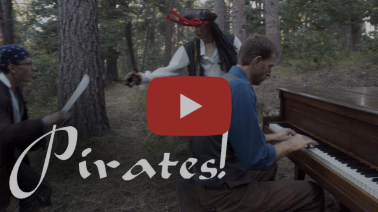 Piano Unstrung - Part 1: Pirates