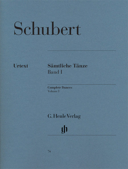 Schubert Dances