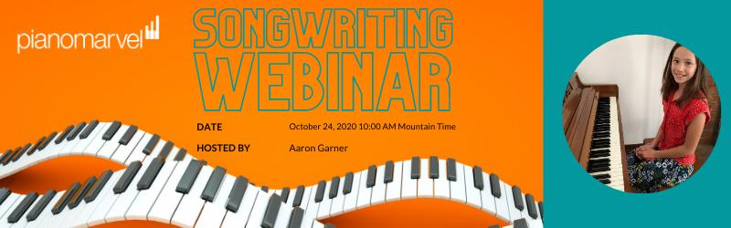 Songwriting Webinar