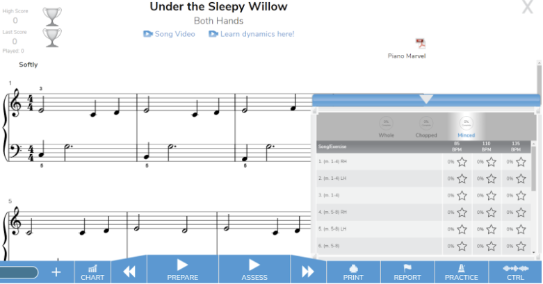 Under The Sleepy Willow as Song Of The Week
