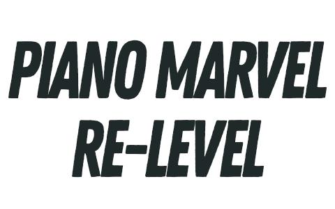 Piano Marvel