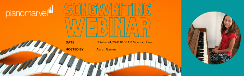 Songwriting Webinar