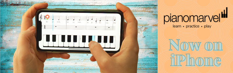 Piano Marvel iPhone App Released
