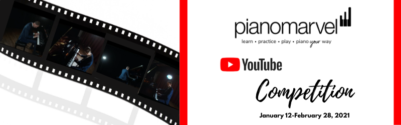 Piano Marvel YouTube Competition Tips