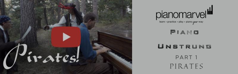 Piano Unstrung