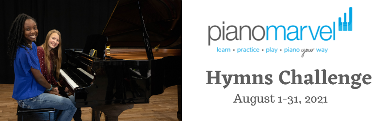 Hymns Challenge Begins Sunday