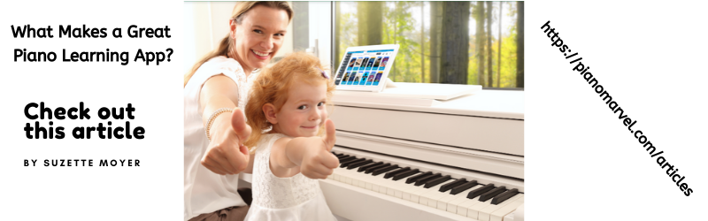 What Makes a Great Piano Learning App?